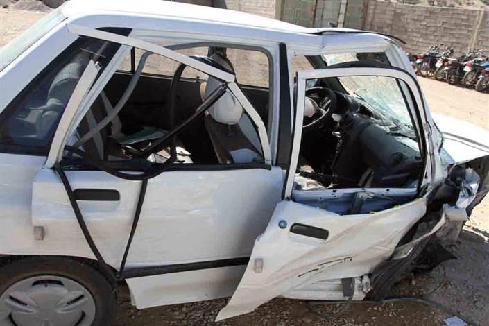 سالیانه 17 هزار هموطن جان خود را در حوادث ترافیکی از دست میدهند