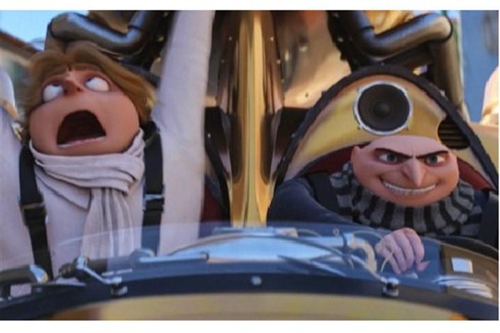 انیمیشن «من نفرت انگیز» از «شرک» جلو زد