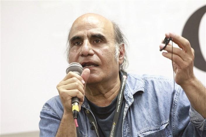 تقدیر از امیر نادری در جشنواره ای ایرانی