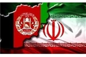 ایران با تمام قوا از صلح افغانستان حمایت میکند