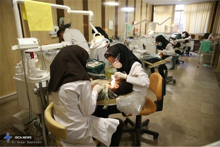 تجهیز ۳۱۰۰ مرکز بهداشتی کشور به یونیت دندانپزشکی
