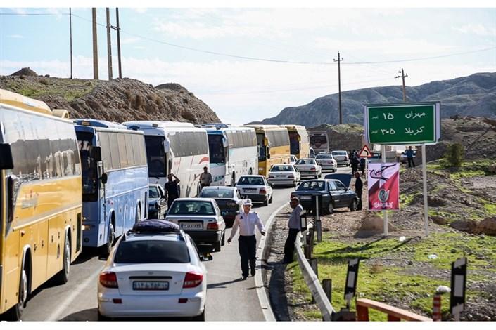افزایش اتوبوسهای حامل زائران اربعین/ برخورد با گران فروشی بلیت