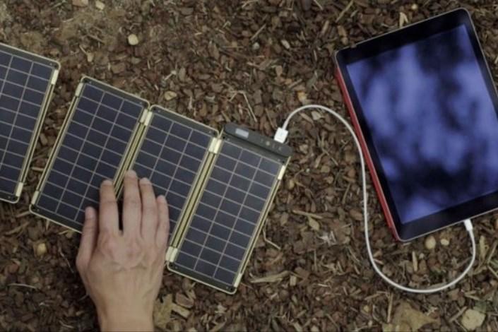 شارژر کاغذی موبایل ساخته شد