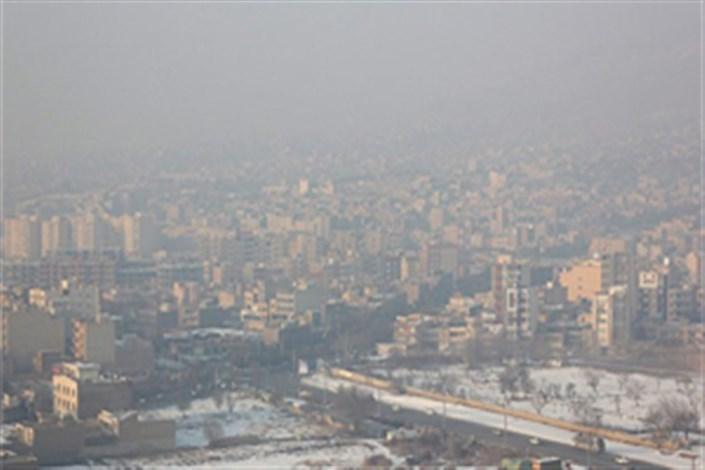 هوای تهران؛ لب مرز سالم و ناسالم