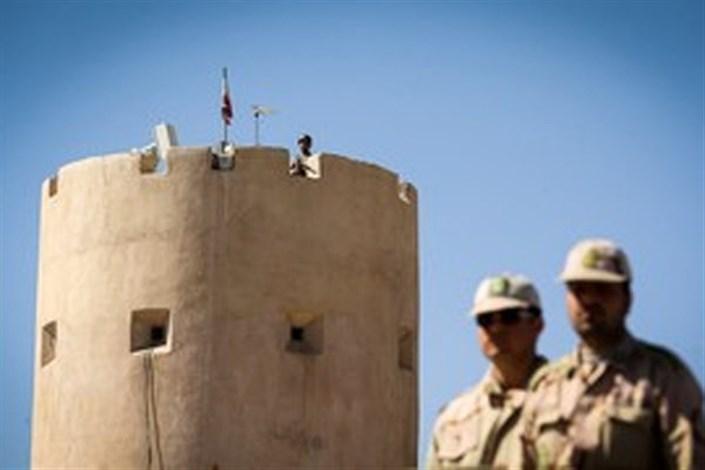 درگیری مرزبانان با گروهک تروریستی در مرز میرجاوه