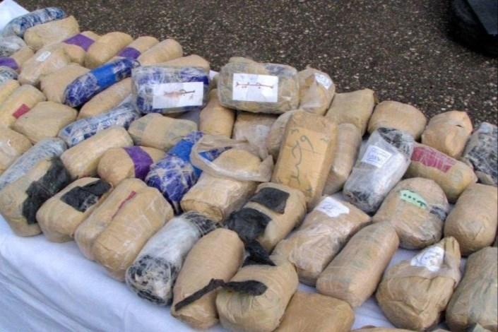 انهدام باند قاچاق مواد مخدر در بیرجند