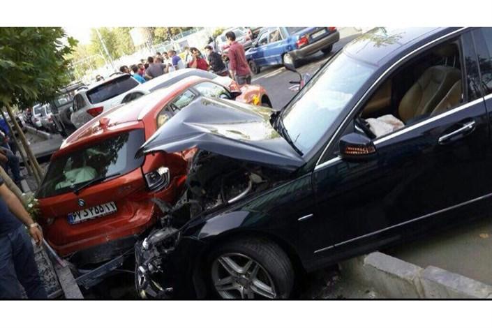 کاهش آستانه تحمل و اضطراب سبب بروز تصادفات رانندگی میشود