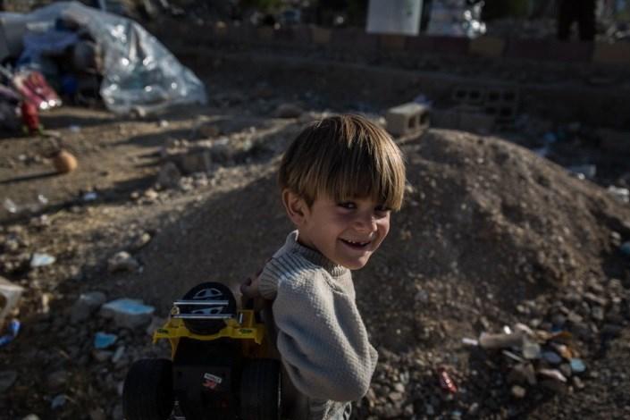 تجهیز مهدکودک برای کودکان آسیب دیده زلزله در سرپل ذهاب