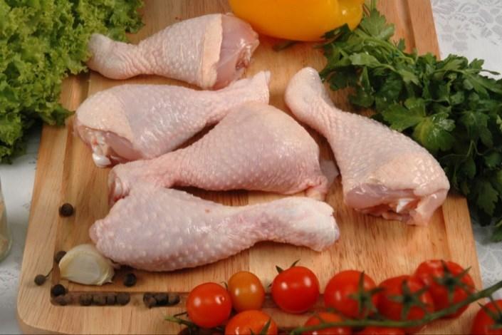 سالانه چند میلیون تن گوشت مرغ تولید مى شود؟