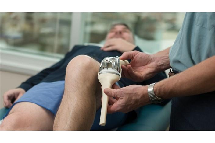 شیوع بالای ابتلا به ناپایداری های مفصل زانو در کشور