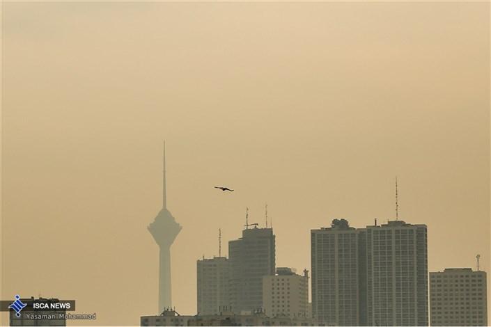 هوای آلوده به تهران بازگشت/شاخص 106