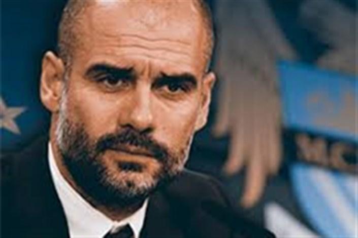 گواردیولا همین منچستریونایتد را قهرمان لیگ برتر می کرد