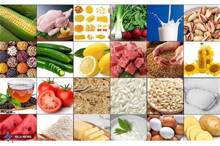 رشد نرخ ۸ ماده خوراکی خرده فروشی