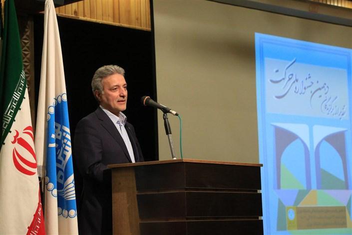 تأکید رئیس دانشگاه تهران بر لزوم فعالیت های بین المللی انجمنهای علمی دانشجویی