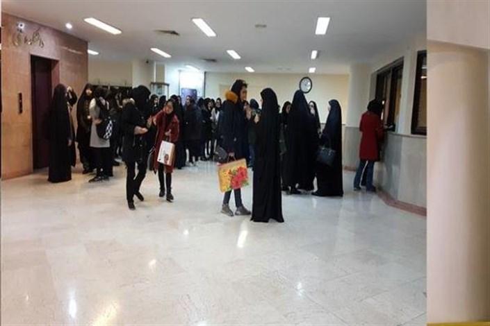 ۱۰ بهمن آخرین مهلت پایش سلامت دانشجویان دانشگاه الزهرا(س)