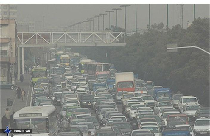 هوای امروز تهران در شرایط   اضطرار/شاخص 144