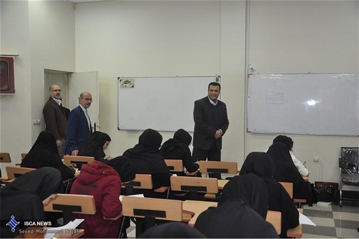 ایده ای برای کاهش هزینههای برگزاری امتحانات در دانشگاه آزاد اسلامی