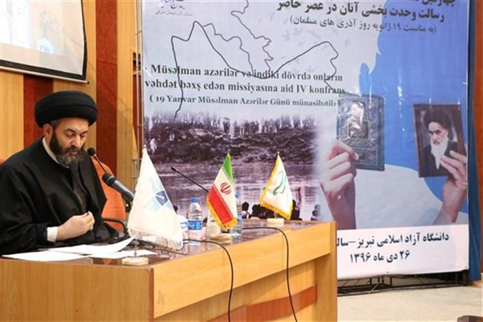 امام جمعه اردبیل: هرکس درصدد کشف هویت آذریهاست به 19 ژانویه 1990 مراجعه کند