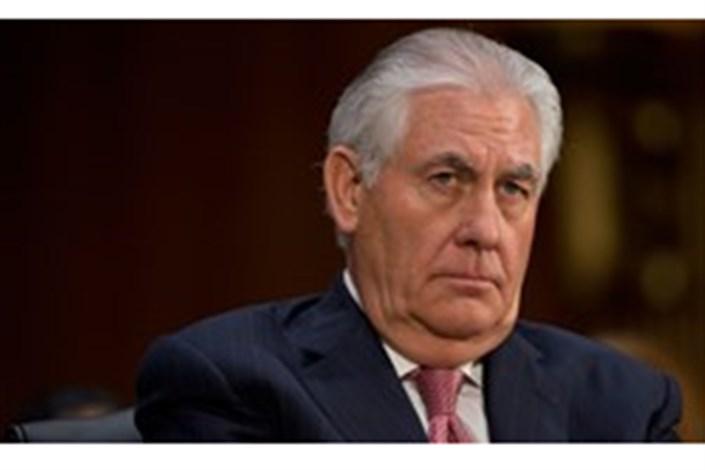 تیلرسون: تمام توان دیپلماتیک خود را برای حل بحران شبه جزیره کره بکار می گیریم