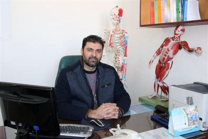انتصاب عضو هیأت علمی واحد رودهن در کمیته ورزش دانشگاه آزاد اسلامی استان تهران