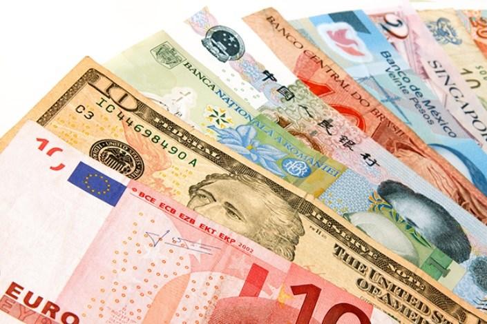جدیدترین نرخ ارز های بین بانکی اعلام شد/ پوند و یورو در سراشیبی سقوط + جدول