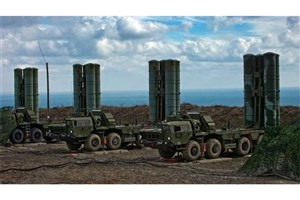 هدف از آزمایش «اس-۴۰۰» تامین امنیت شهروندان ترکیه است