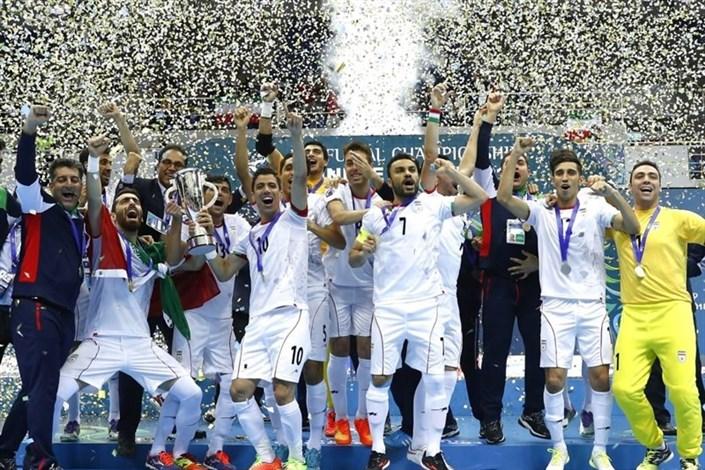 مبلغ پرداخت شده به بازیکنان تیم ملی فوتسال مشخص شد