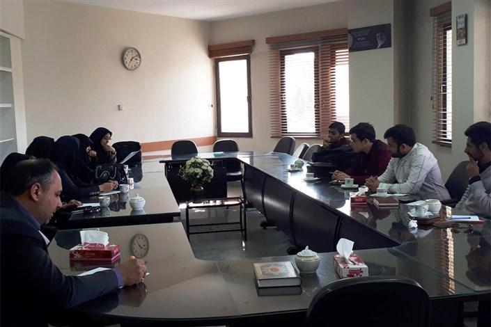 تشکیل شورای هماهنگی کانونهای فرهنگی و اجتماعی واحد اصفهان