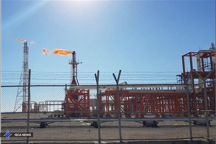 نخستین ردیف فاز ۱۳ پارس جنوبی آماده ارسال گاز به شبکه سراسری شد