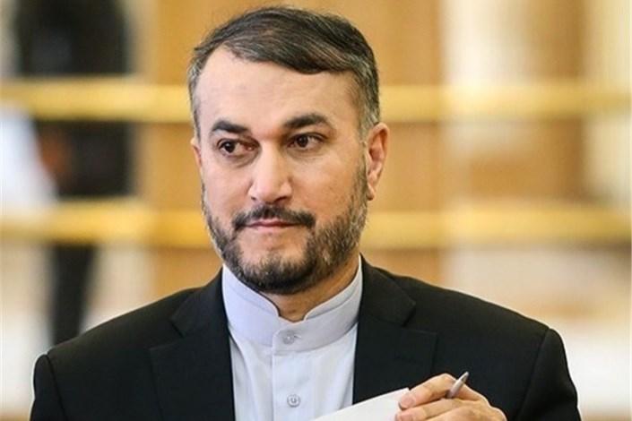 خطیب زاده برنامه امیرعبداللهیان در سومین روز نشست مجمع عمومی سازمان ملل را گزارش کرد