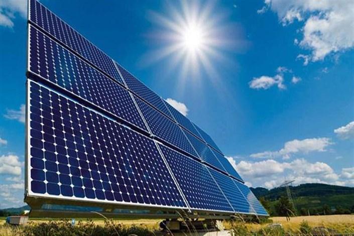 نیروگاه خورشیدی پالایشگاه بیدبلند راهاندازی شد