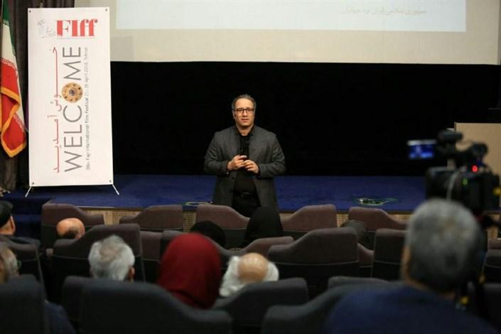 دیدار دبیر جشنواره جهانی فیلم فجر با سینماگران