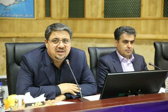 استان کرمانشاه نیازمند اجرای پروژه های جدیدی است