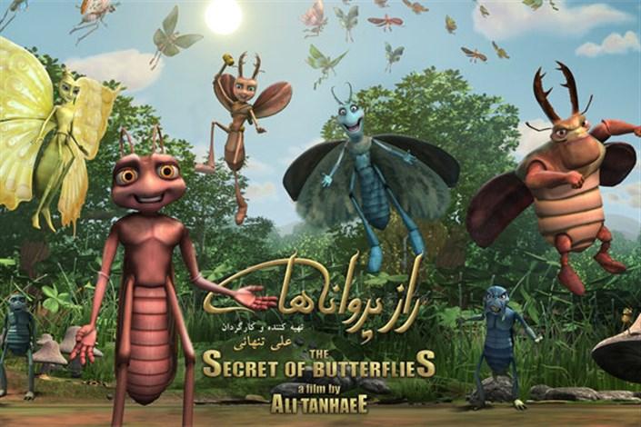 «راز پروانه ها» در جشنواره فیلم کودک هند حضور دارد