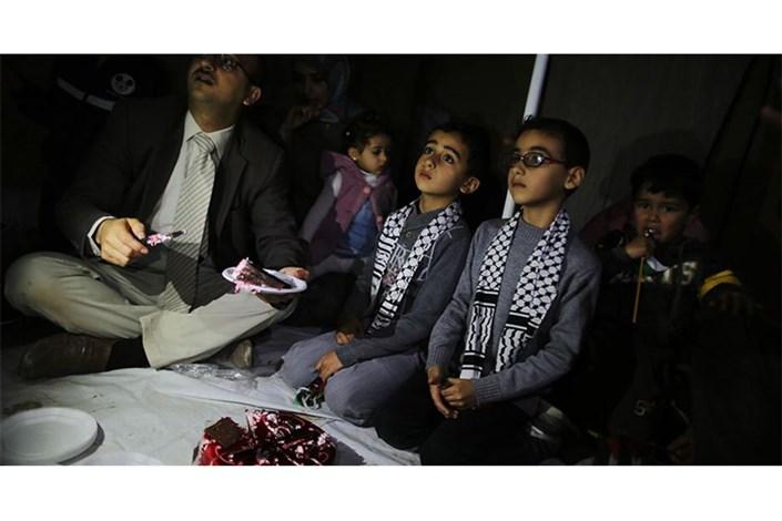 نهال امید و آزادی در کودکان فلسطینی ریشه دارد