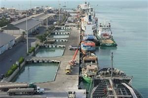راه اندازی شش خط دریایی برای نقل و انتقال کالاهای ایرانی در دریای خزر
