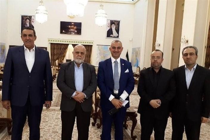 استان کرکوک عراق خواستار حضور مجدد شرکت های ایرانی شد