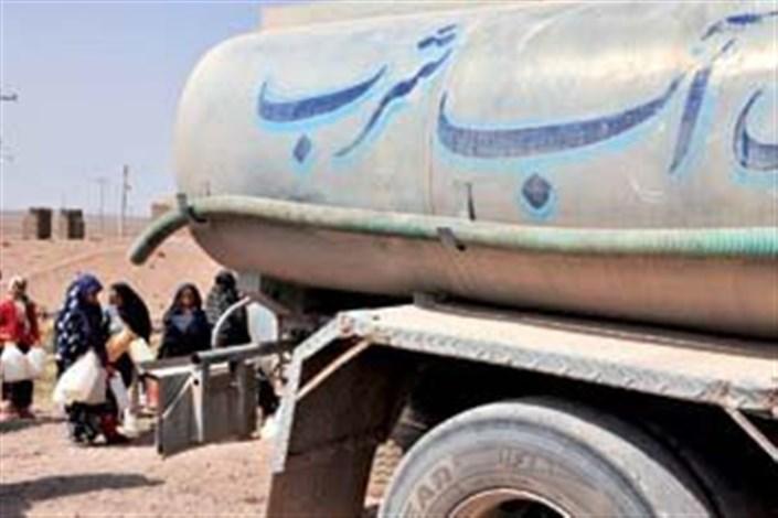 گروه منتظران ظهور در تلاش برای آبرسانی به روستاهای خوزستان