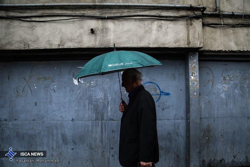 بارشهای ایران به ۱۵۸.۱ میلیمتر رسید