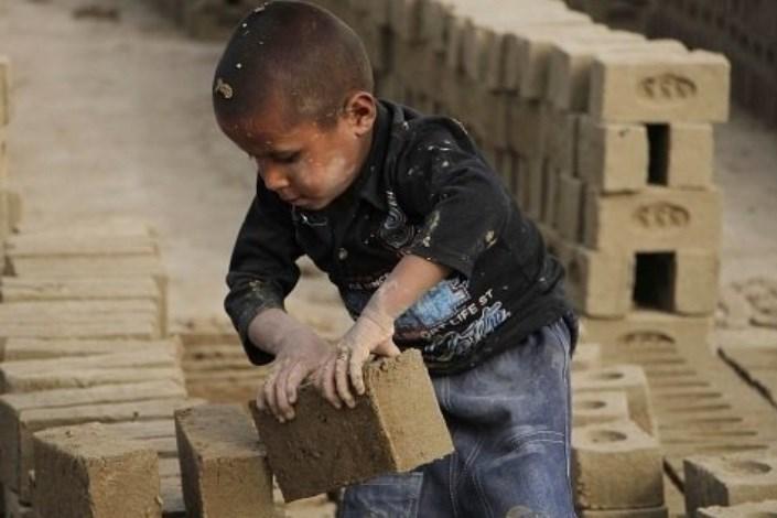 کار کودکان کمتر از 15 سال ممنوع است