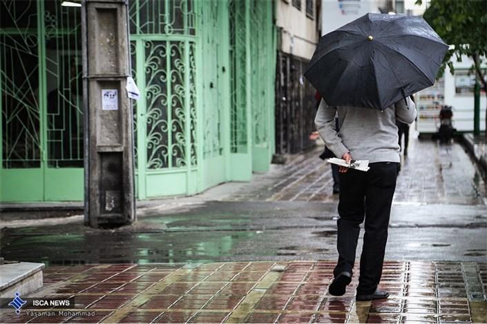 تداوم بارش بهاره در۷ استان کشور