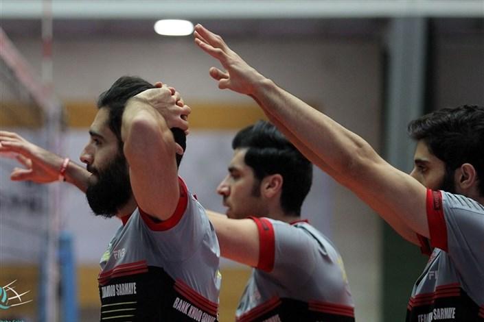 شکست تیم ملی والیبال مقابل صربستان
