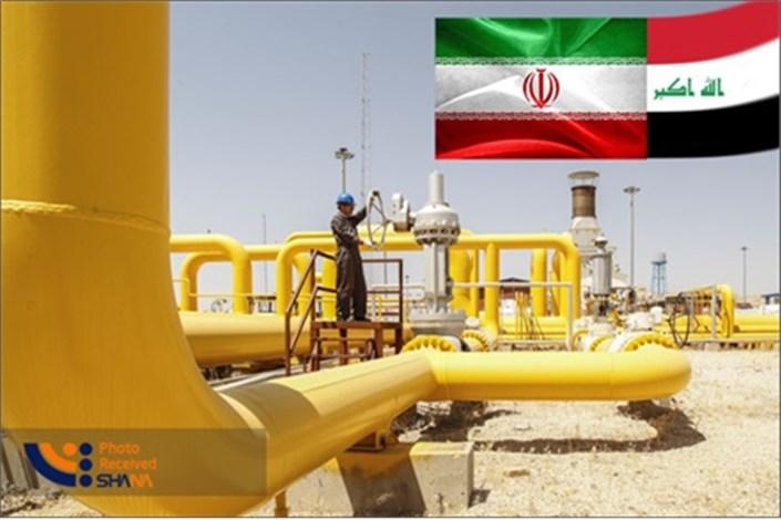 ایران به بخش خانگی و صنعتی عراق گازرسانی میکند