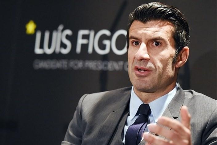 فیگو: بارسلونا قدر مرا ندانست