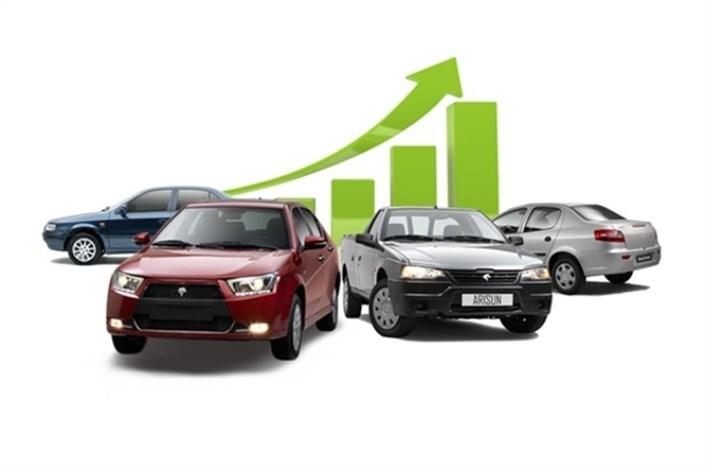 نرخ خودروهای داخلی در بازار اعلام شد+ جدول