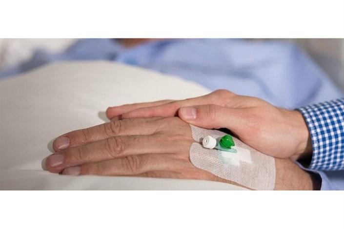 بیمار مبتلا به سرطان :  کوتاه نمیآیم زندگی