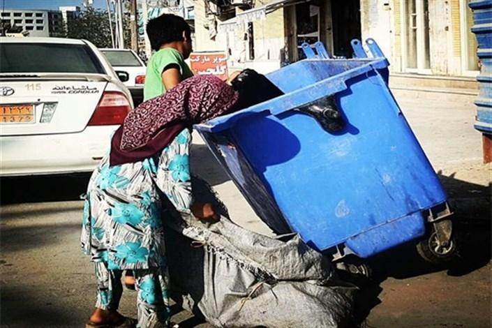 پرسه ۱۴هزار زبالهگرد در تهران