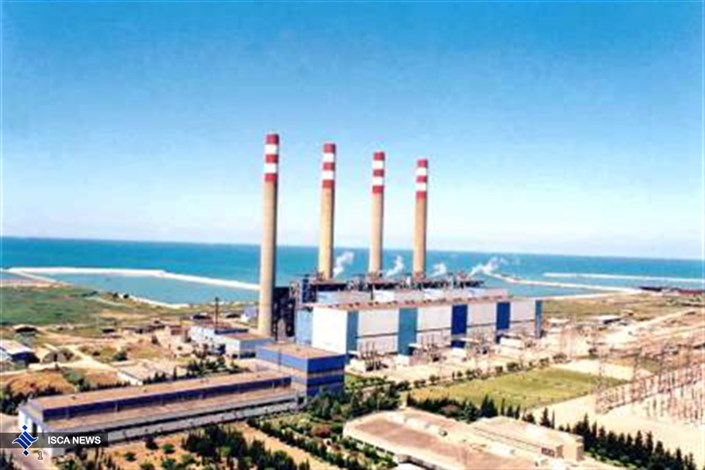 تولید 969 میلیون کیلووات ساعت انرژی در نیروگاه نکا