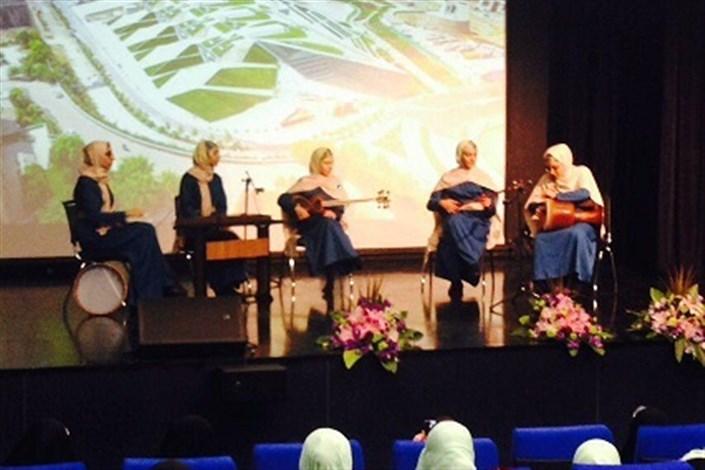 برگزاری جشنواره ملی دختران ایران زمین به مناسبت روز دختر