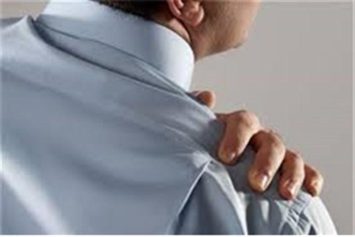 شیوع بیماری «شانههای یخ زده» در افراد میانسال